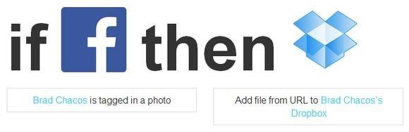 Uložení obrázku pomocí IFTTT