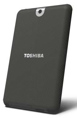 Toshiba Thrive back