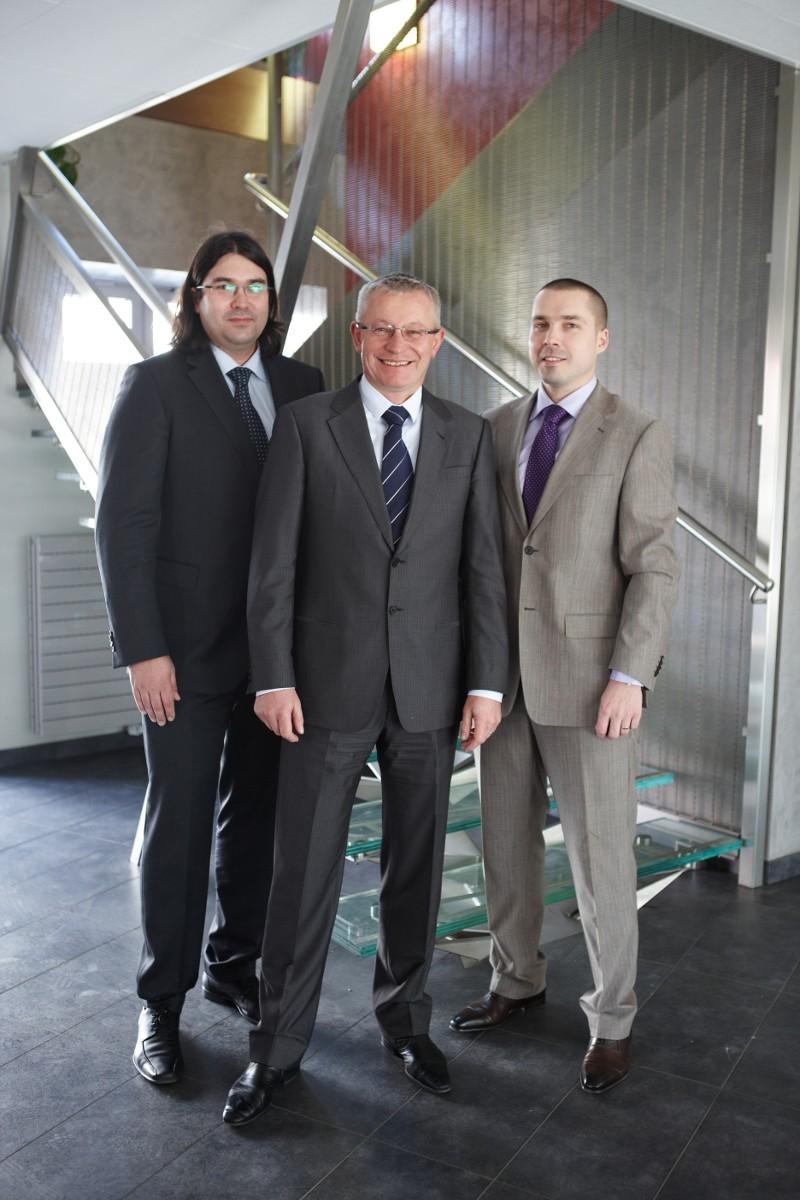 David Kasper, Rudolf Kasper a Jakub Kasper