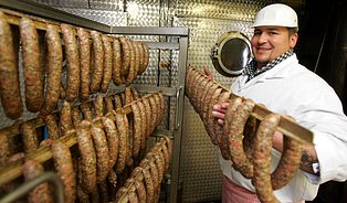 České potravinářství se odráží ode dna