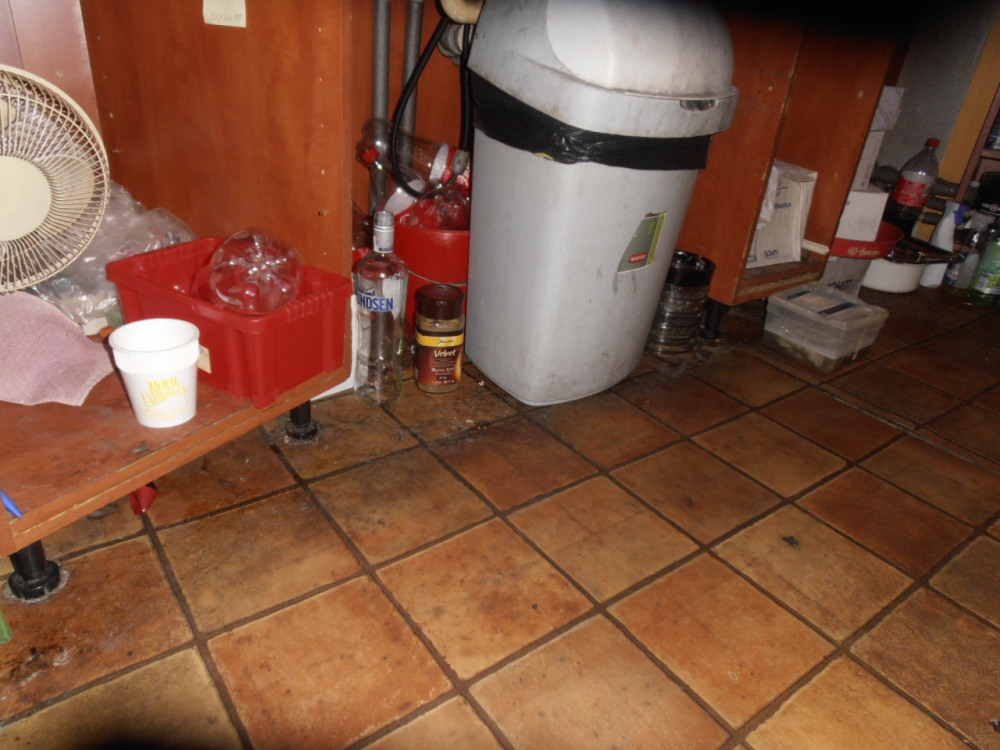 Inspekce zavřela bar Van Duc Nguyen v Chodově u Sokolova