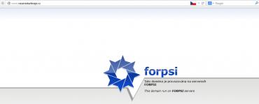 Doména vasecestadoraje.cz je odstavená registrátorem (06/2014)