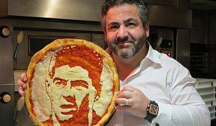 Pizza, do které je hřích říznout