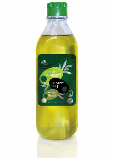 Test olivových olejů