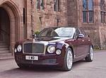 Bentley Mulsanne Diamond Jubilee – královský kočár