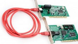 Ethernet karty