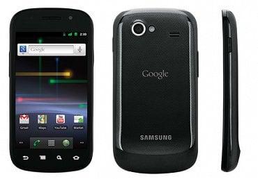 Gingerbread měl premiéru na telefonu Nexus S
