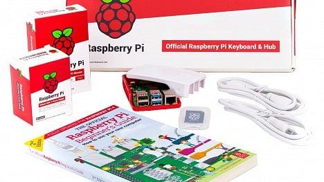 Oficiální kit Raspberry Pi 4