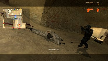 Counter-Strike: Source - obrázky ze hry