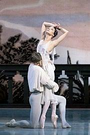Romeo a Julie - Mariinský balet.