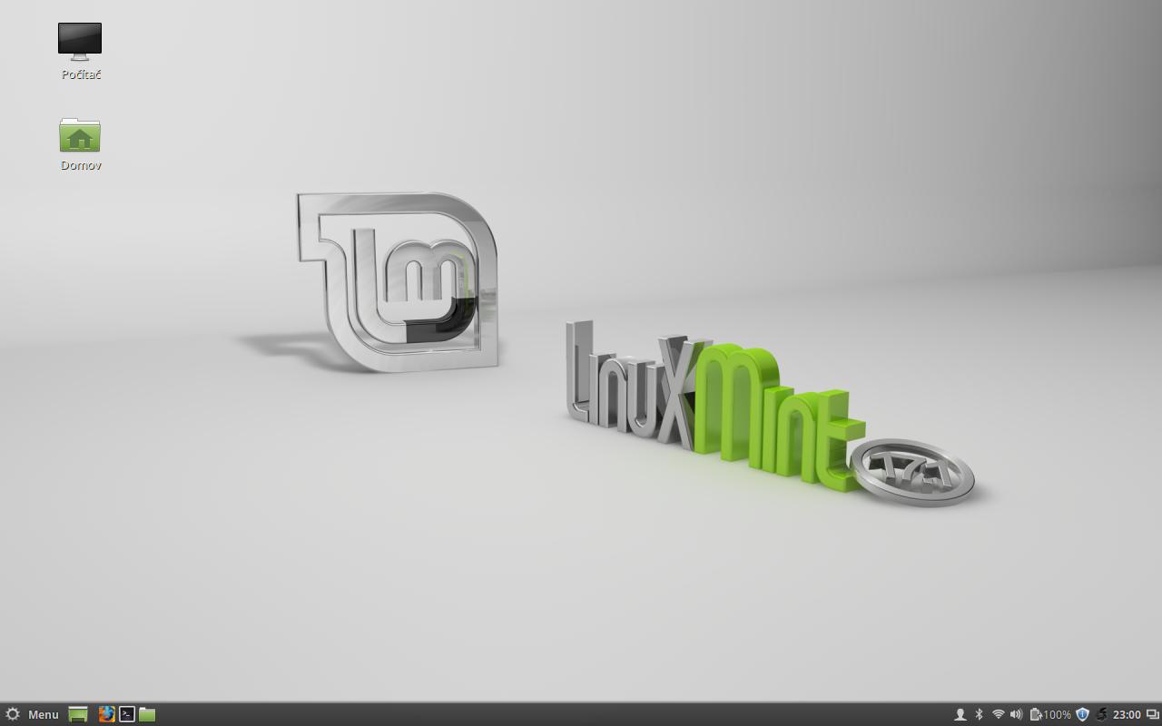 Linux Mint 17.1 Cinnamon