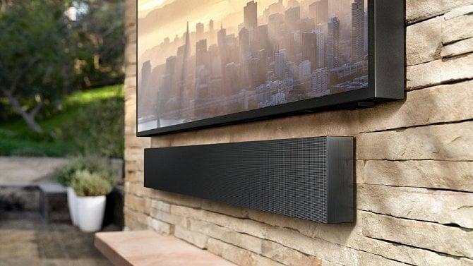 [aktualita] Samsung představil exteriérový televizor Terrace