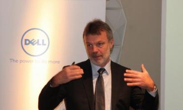 Jiří Kysela, šéf českého Dellu