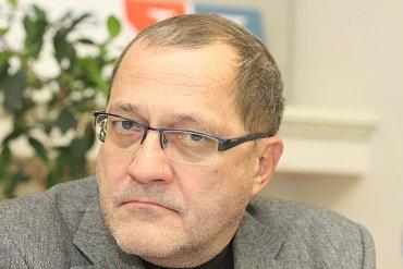 Jiří Srstka - ředitel divadelní, literární, audiovizuální agentury Dilia