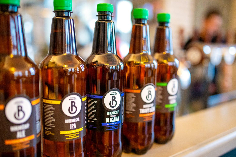 Pivovar Bubeneč vaří pivo, které sbírá mnohá ocenění