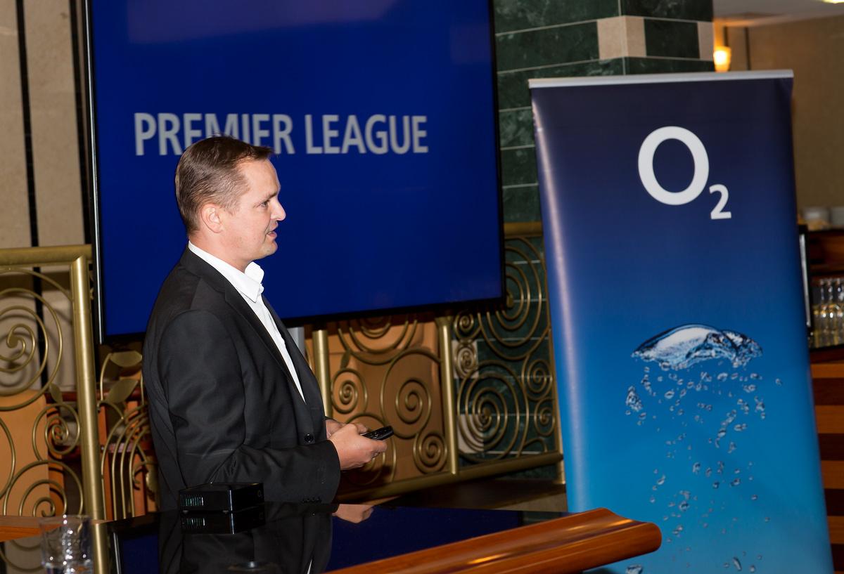 Tisková konference kanálu O2 Sport, 28. července 2015