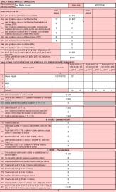 Vyplnění údajů o manželovi a dítěti. Následně vzniká nárok na daňový bonus.