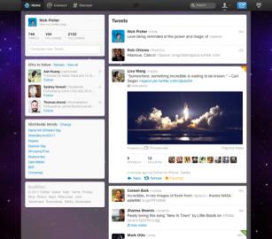 Nový Twitter