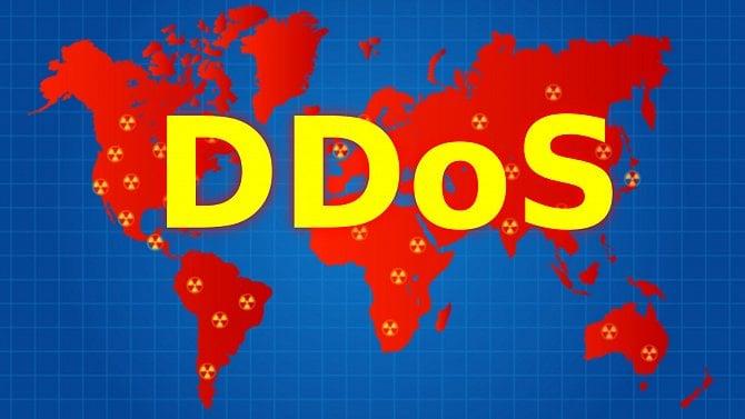 DDoS útoky: objemy stoupají, nejčastěji se útočí zČíny naUSA