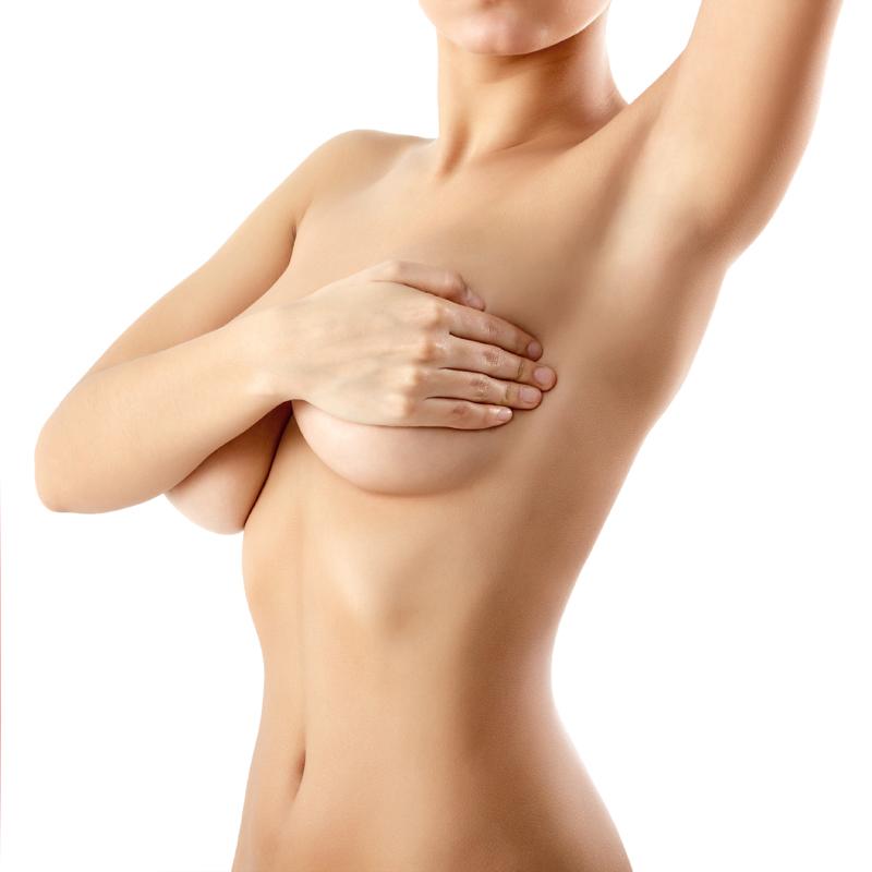 Prsní implantáty