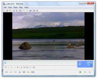 S jednoduchým střihem videa pomůže program Machete