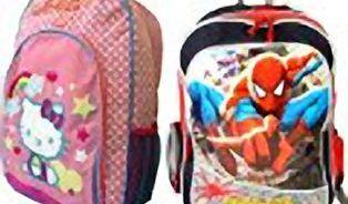 """Školní tašky - boj mezi Hello Kitty z tržnice a kvalitní """"nudou"""""""
