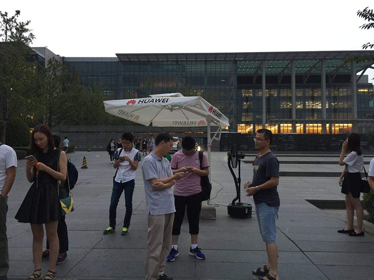 Výzkumné a vývojové centrum Huawei v Šanghaji