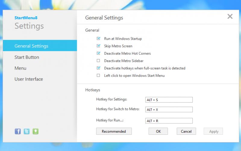 StartMenu 8 od IObit je njelepší Nabídkou Start pro Windows 8