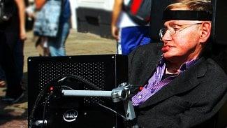Root.cz: Zemřel geniální fyzik Stephen Hawking