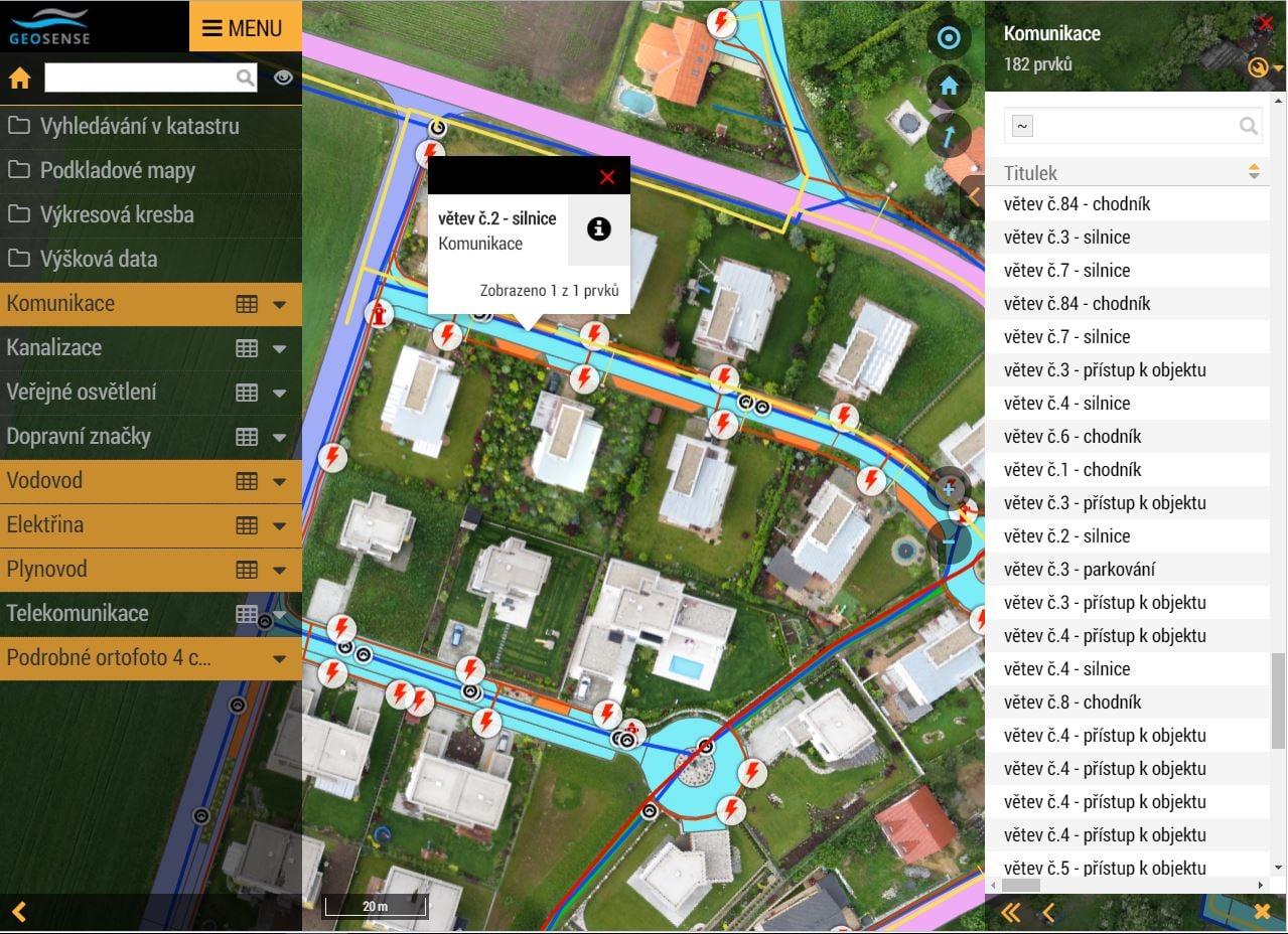 Interaktivní mapy Cleerio