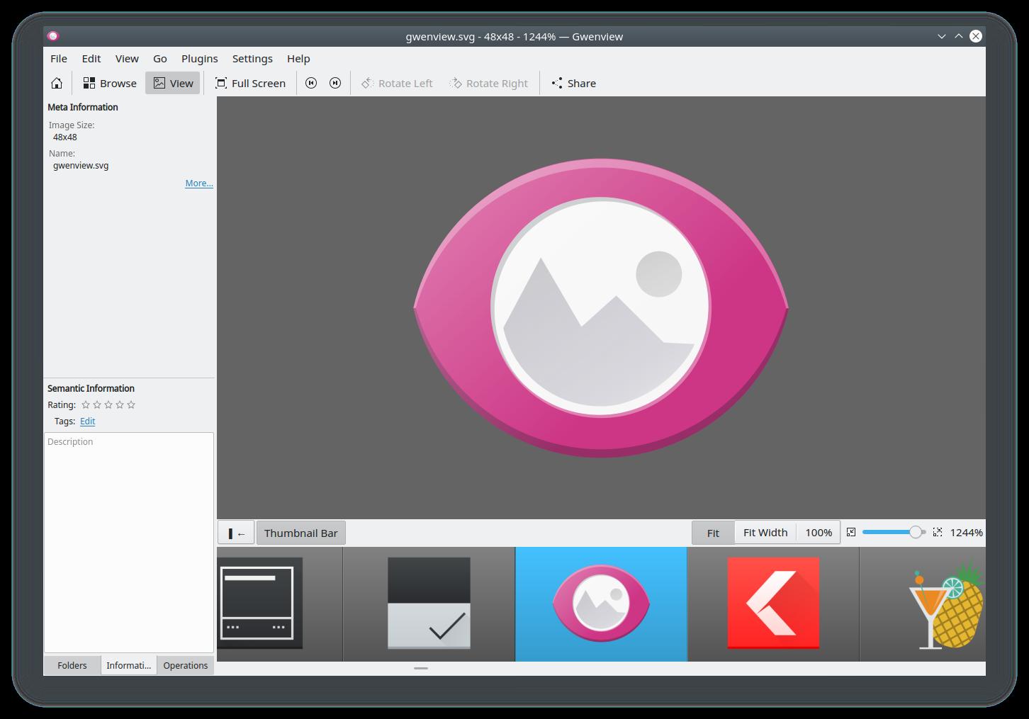 KDE Applications 18.04