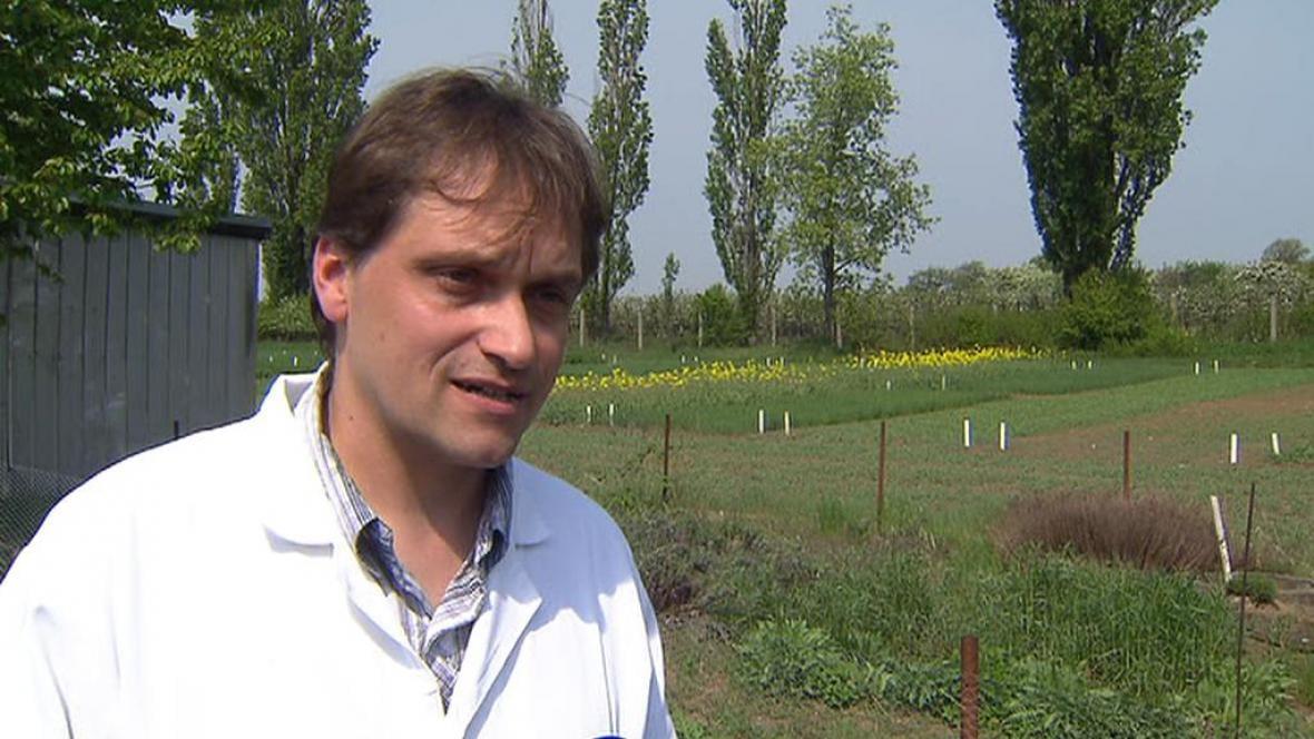 Roman Pavela, Výzkumný ústav rostlinné výroby