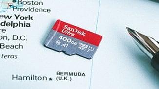 SanDisk microSD
