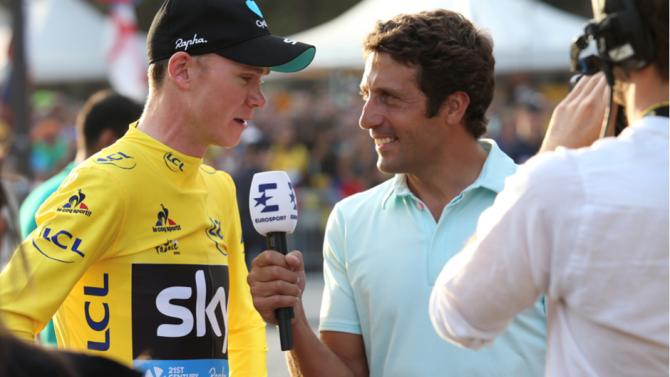 [aktualita] Tour de France bude v Česku exkluzivně vysílat Eurosport, má práva do roku 2025