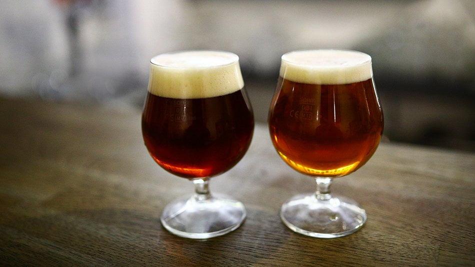 Polotmavé a řezané pivo. Víte, včem je rozdíl?