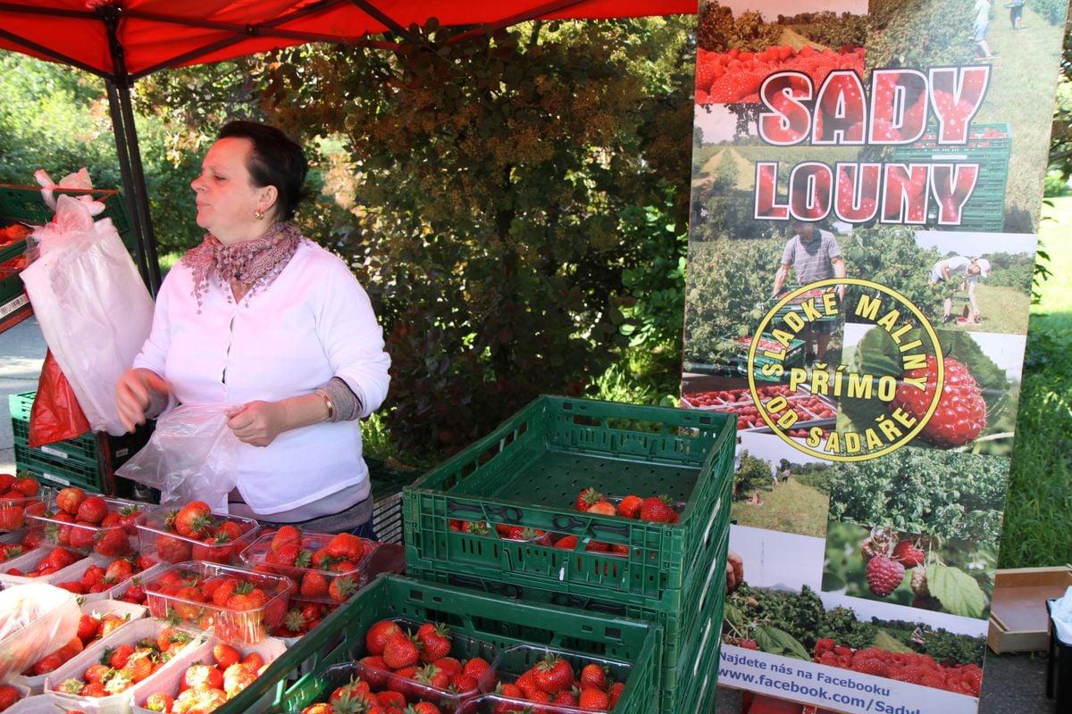 Farmářské trhy na Kulaťáku začínají sedmou sezónu