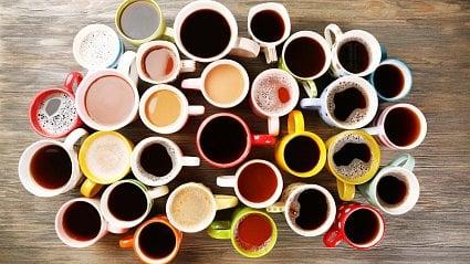 Vitalia.cz: Jaké množství kofeinu je bezpečné?