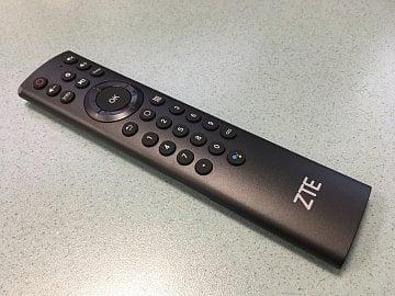 Dálkový ovladač s technologií Bluetooth z produkce ZTE