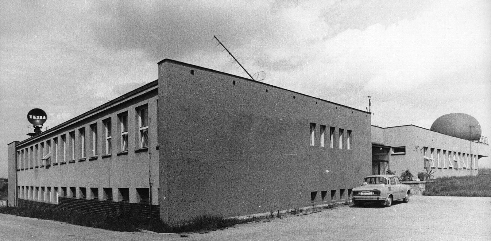 Historie radarových meteorologických měření