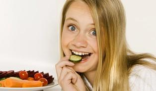 Jídlo školáka je důležité ipro jeho mozek