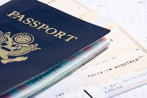 doklad, doklady, cestovní doklady, pas