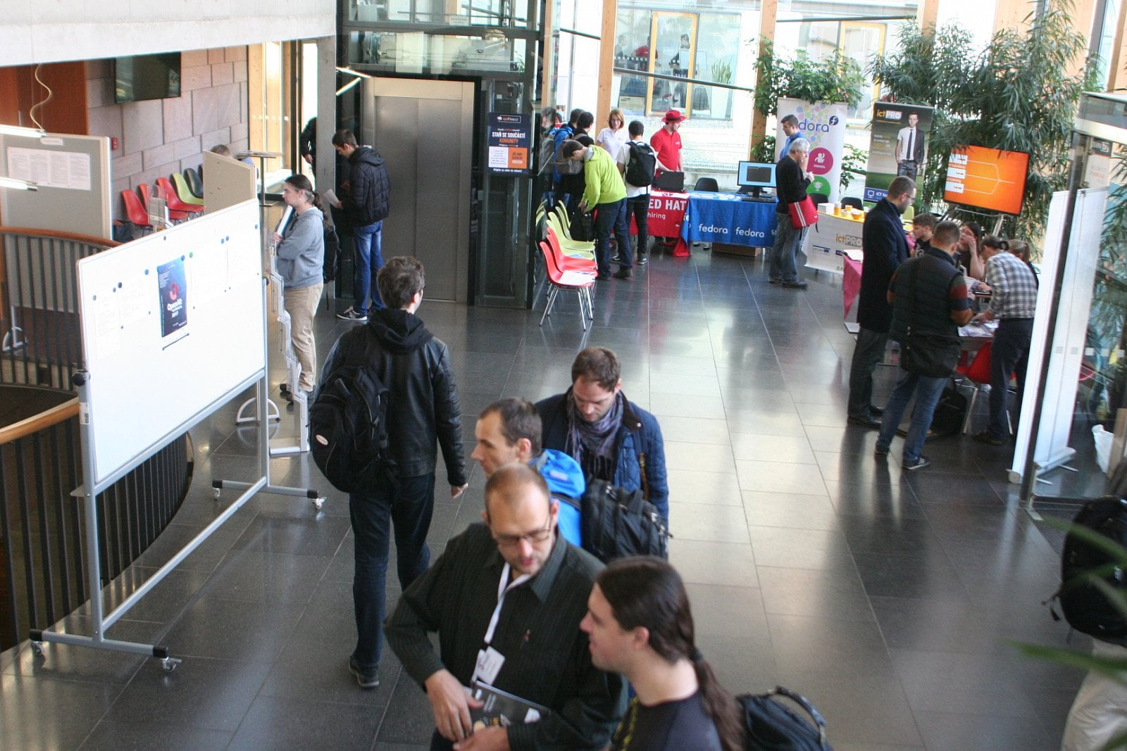 OpenAlt 2017 sobota