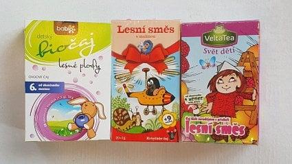 Vitalia.cz: dTest: Ovocné čaje jsou plné pesticidů