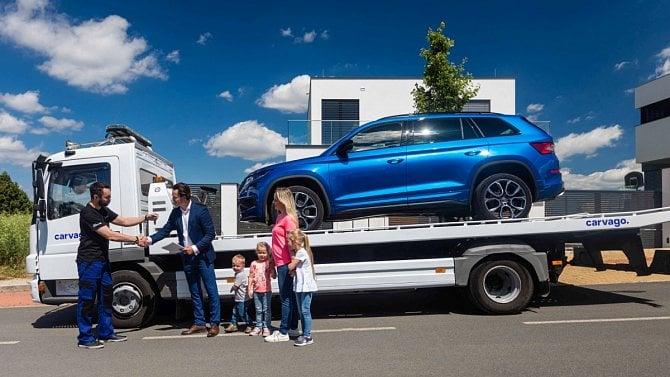 [aktualita] Online tržiště ojetých aut Carvago se otevírá koncovým zákazníkům