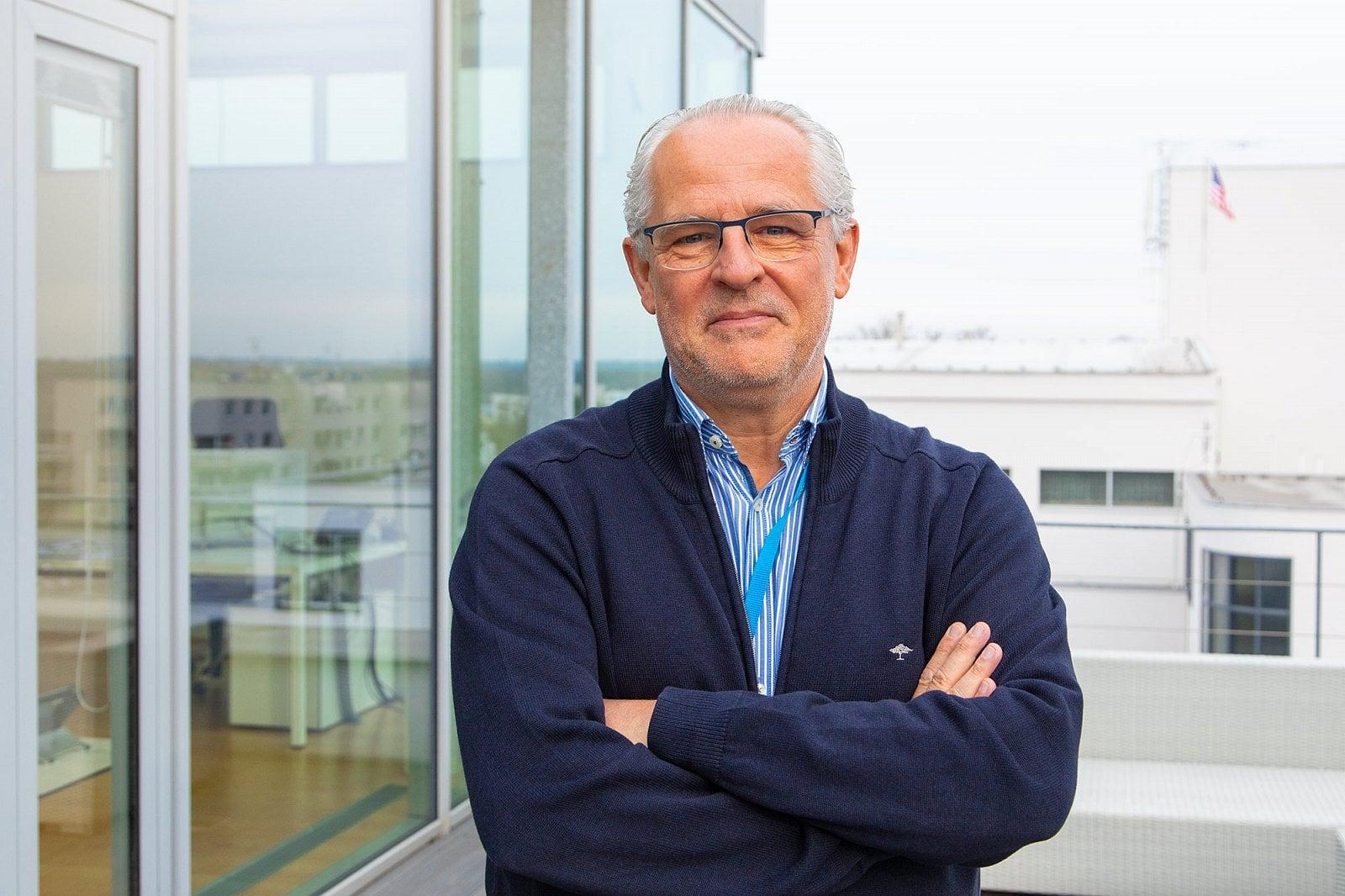 Didier Stoessel, generální ředitel CME