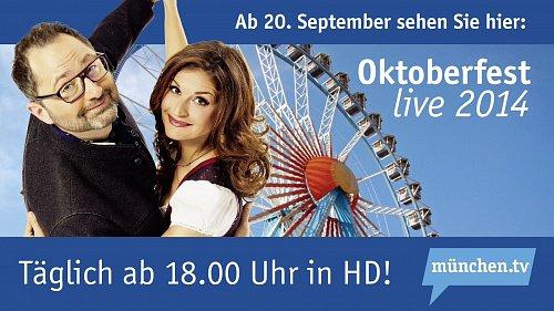 münchen.tv HD odstartuje 20. září