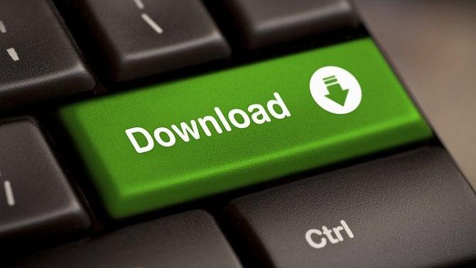 Kde a jak pohodlně stáhnout programy zinternetu?