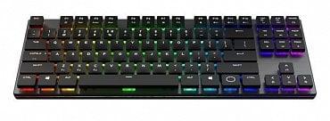 nízkoprofilová klávesnice Cooler Master s Cherry MX