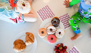 Svačina: malé jídlo svelkým významem