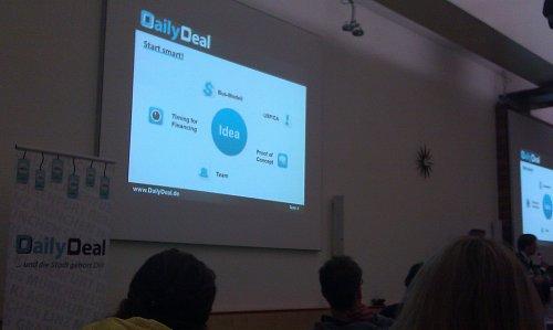 DailyDeal presentace